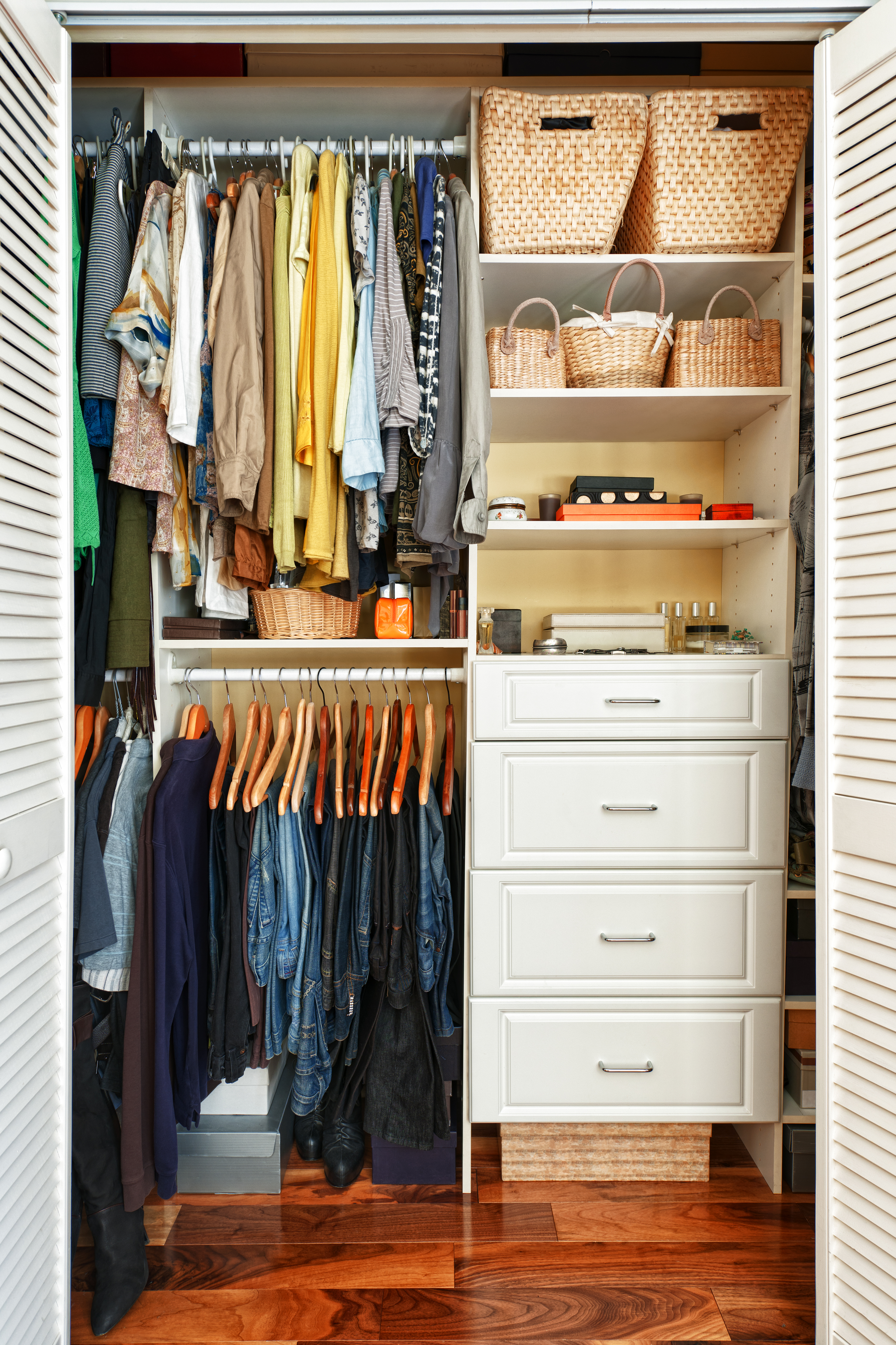 pin whowhatwear organized power s closet inside our katherine perfectly ceo dream