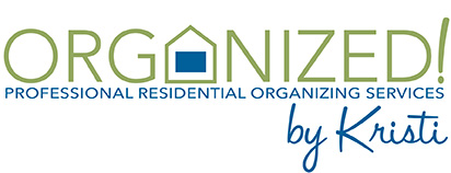 Organized by Kristi - Professional Residential Organizing Services